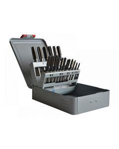Hall TI1 Tap Kit Set (3 4 5 6 8 10 & 12mm)