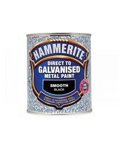 Hammerite Direct to Galvanised Metal Paint Range