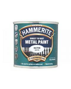 Hammerite Direct to Rust Satin Finish Paint Range