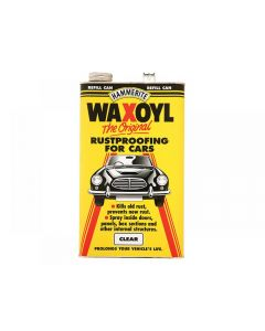 Hammerite Waxoyl Rustproofing Range