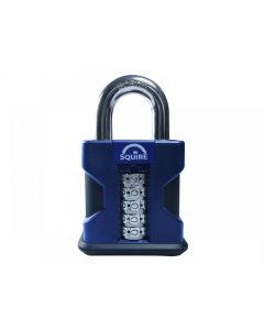 Henry Squire SS50 Hi-Security Combi Padlock 50mm Open Shackle