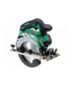 HiKOKI C3606DA Brushless Circular Saw 165mm Range
