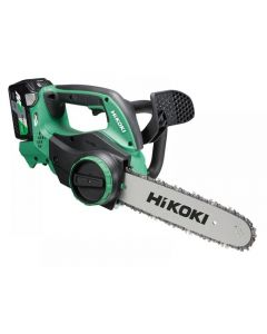 HiKOKI CS3630DA Cordless Top Handle Chainsaw Range