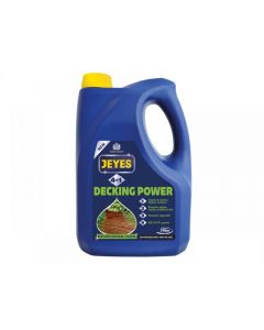 Jeyes 4-In-1 Decking Power 4 Litre 2231616