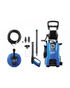 Kew Nilfisk Alto D140.4-9 DP X-TRA Pressure Washer & Home Plus Kit 140 bar 240V