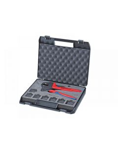 Knipex Crimp System Pliers In Case 97 43 200