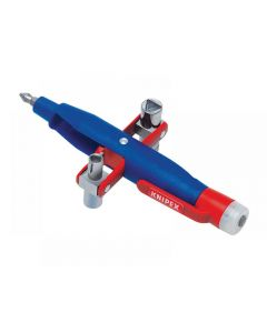 Knipex Pen-Style Control Cabinet Key with Voltage Detector 00 11 17