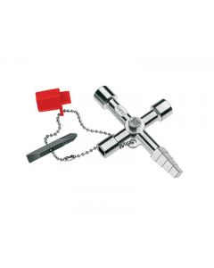 Knipex Profi-Key 11 Way Cabinet Control Key 00 11 04