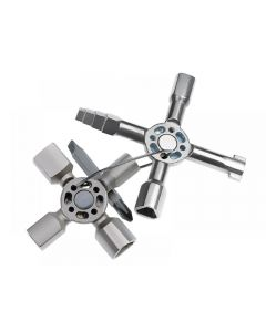 Knipex TwinKey Service Cabinet Key 00 11 01