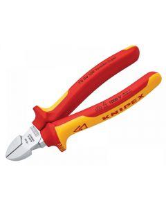 Knipex VDE Diagonal Cutters Range