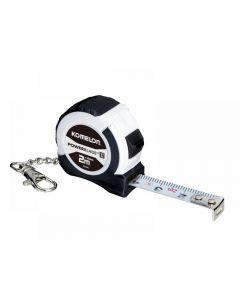 Komelon PowerBlade II Pocket Key Ring Tape 2m (Width 13mm) (Metric only)