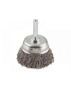 KWB HSS Crimped Cup Brush Coarse Range