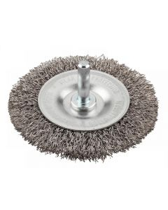 KWB HSS Crimped Wheel Brush Coarse Range