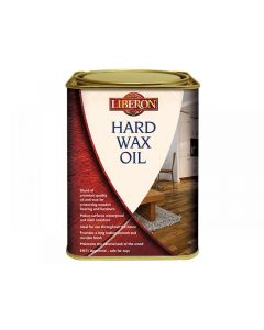 Liberon Hard Wax Oil Clear Range