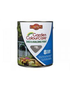 Liberon Shed & Building Paint Range GRPLIBSBPLN1L