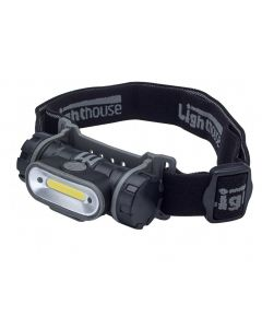 Lighthouse Rechargeable COB LED Headlight 150 Lumens