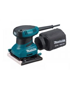 Makita BO4556 Palm Sander & Clamp 200 Watt Range