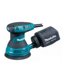 Makita BO5031 125mm Random Orbit Sander 300 Watt Range