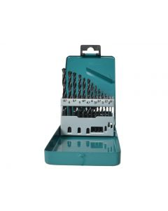 Makita D-54075 HSS-R Bit Set 13 Piece