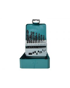 Makita D-54081 HSS Drill Bit Set 19 Piece