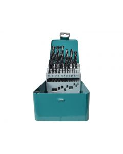 Makita D-54097 HSS Drill Bit Set 25 Piece