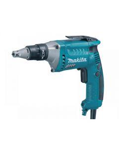 Makita FS6300 1/4in Hex Drywall Screwdriver 570W 110V FS6300/1