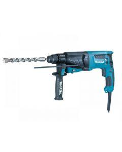 Makita MAKHR2630 SDS Plus Rotary Hammer 800 Watt Range