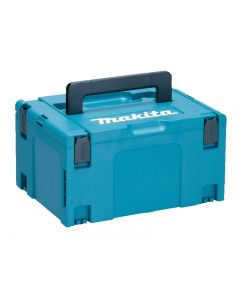 Makita MAKPAC Type 3 Carry Case with Twin Pack Inlay 821550-0