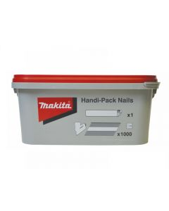 Makita Nail Handi-Packs Range