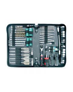 Makita P-52065 Technicians Pouch Kit 79 Piece