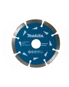 Makita Segmented Diamond Blades Range