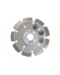 Marcrist MR750 Mortar Raking Diamond Blades Range