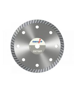 Marcrist Tile Cutting Turbo Rim Diamond Blades Range