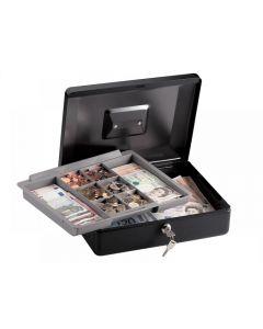 Master Lock Medium Cash Box with Keyed Lock CB-12ML