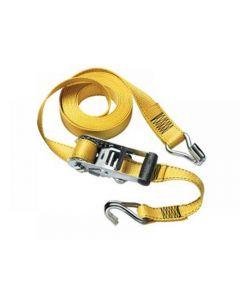 Master Lock Ratchet Tie-Down, J-Hook Range