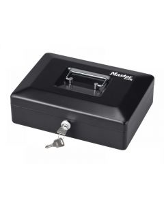 Master Lock Small Cash Box with Keyed Lock CB-10ML