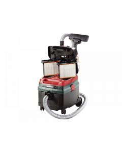 Metabo ASR 25L SC Wet & Dry Vacuum Cleaner Range