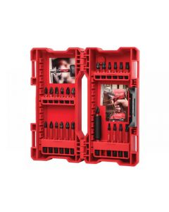 Milwaukee GEN II Shockwave Impact Duty Assorted Bit Set 24 Piece