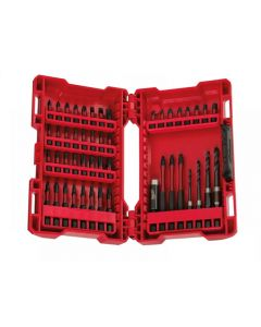 Milwaukee GEN II Shockwave Impact Duty Assorted Bit Set 48 Piece