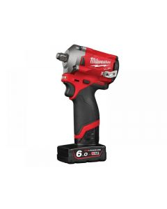Milwaukee M12 FIWF12 FUEL 1/2in Impact Wrench Range