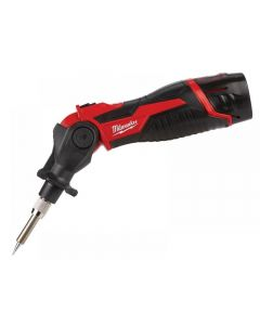 Milwaukee M12 SI Cordless Soldering Iron Range