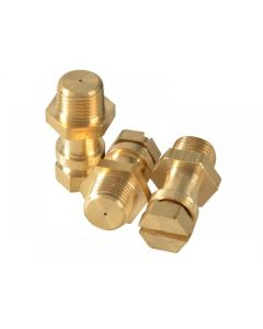 Monument 1732D Tapered Pressure Test Nipples 1/8in BSP 1732D
