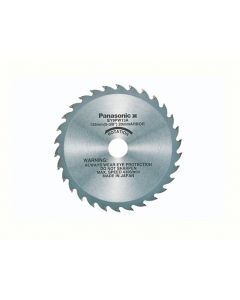 Panasonic EY9PW13A Carbide Tipped Saw Blade for Wood 135mm x 20mm x 32T