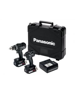 Panasonic EYC217LS2F Twin Pack 14.4V 2 x 4.2Ah Li-Ion