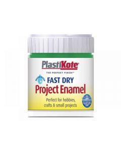 Plasti-kote Fast Dry Brush On Enamel Range