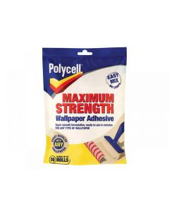 Polycell Maximum Strength Wallpaper Paste Range