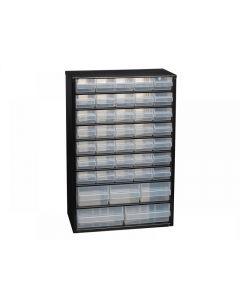Raaco 1321-07 Metal Cabinet 40 Drawer
