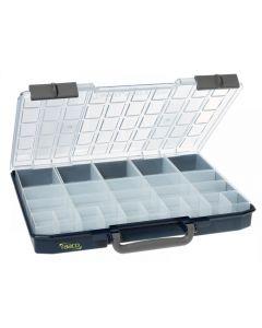 Raaco CarryLite Organiser Case 55 5x10-25/2 25 Inserts
