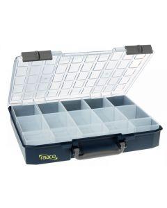 Raaco CarryLite Organiser Case 80 5x10-15 15 Inserts