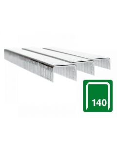 Rapid 140/10NB 10mm Stainless Steel Staples Narrow Box 650